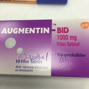 Buy Augmentin 1000mg Tablets