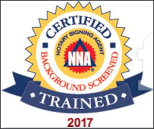 NNA Notary Signing Agent Certification