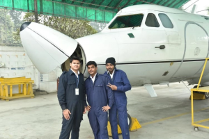 aircraft maintenance engineering course details