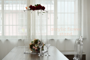Acrylic centerpieces in Yiwu