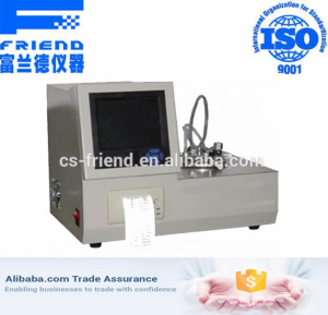 FDT-0234 Automatic low temperature closed cup Flash Point Tester