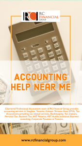 Accounting Help near me