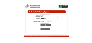 Outdoor Power Equipments Part Catalog Software