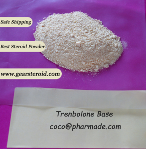 Trenbolone base steroid powder legit supplier