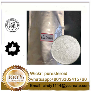 Halodrol Turinadiol steroid raw powder best supplier