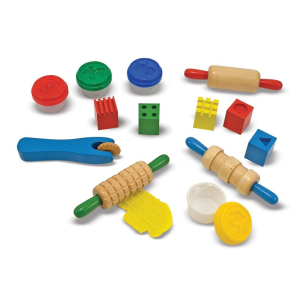 Shape, Model and Mold Play Set for kids