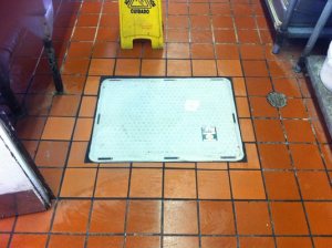 Commercial Grease Trap Installation