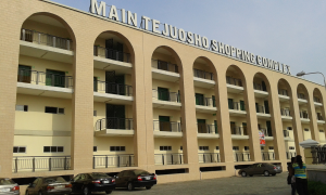 Main Tejuosho Shopping Complex