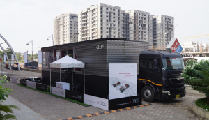 Mobile Exhibition Lounges