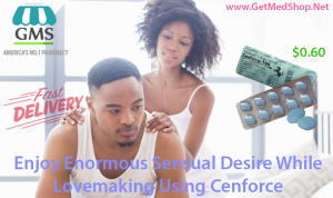 Enjoy Enhanced Sensual Life By Using Cenforce