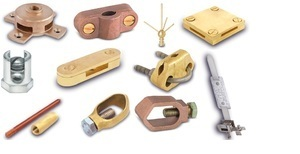 Brass Terminal Blocks and Bars