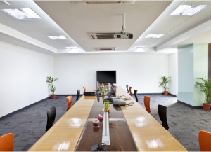 Corporate Interior Designing in Delhi