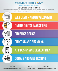 Creative Web Point Services