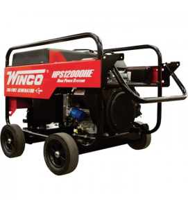 Winco Portable Tri Fuel Generator_12.000 Surge Watts_10.800 Rated Watts_Electric Start_Type16612_001