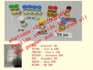 Injectable steroids oil Trenbolone Acetate for muscle building whatsapp:+8613260634944