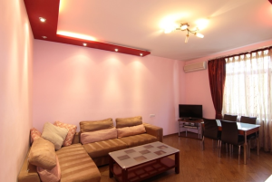 Fully furnished one bedroom for rent in Yerevan