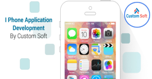 Customized I-Phone application development by CustomSoft