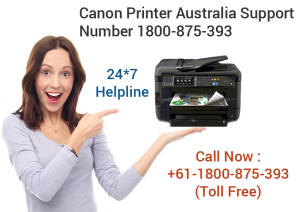 24x7 Toll-free Number for Canon Printer