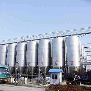 Pharmaceutical Stainless Steel Storage Tank, GB150
