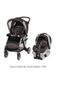 Graco UrbanLite Travel System - Flint