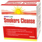 Renew Life Smokers Cleanse: 30 Day Cleansing Program