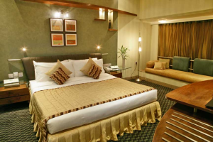 Saphire Suite-Bedroom
