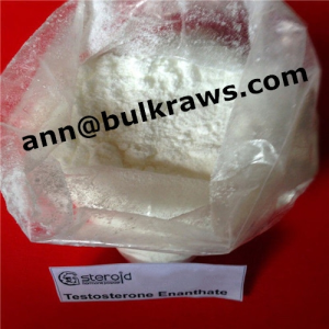 Testosterone Enanthate Powder from ann@bulkraws.com