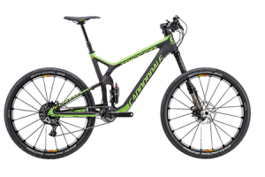 2015 Cannondale Trigger 27.5 Carbon Team Bike for sale