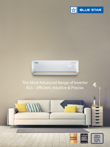 Get Blue Star Air Conditioners at No Cost EMI - Special Summer Offers
