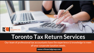 Toronto Tax Return Services