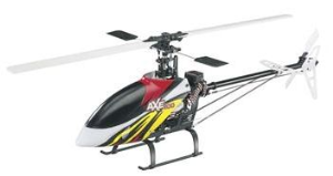 Heli-Max AXE 400 3D Futaba 6EX Electric Helicopter RTF 2.4 GHz