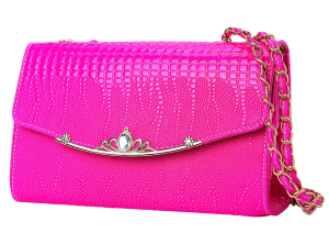 Hot Pink Clutch Purse