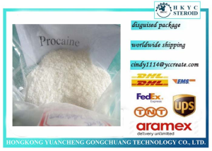 99% Purity Procaine Powder Local Anesthetics for reliving pain whatsapp +8613302415760