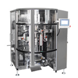 High speed reliable continuous motion vertical sealing machine