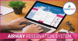 Airway Reservation System by CustomSoft