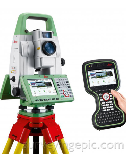 New LEICA TS16 P-5 R500 Total Station CS20 for sale (surveyingepic.com)