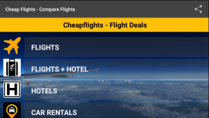 Cheap Air Ticket-Best Deal | Android Application