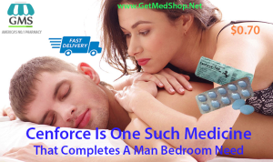 Use Cenforce To Treat Erectile Dysfunction Problem