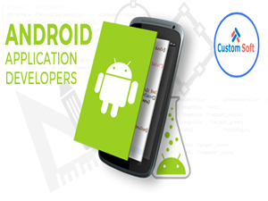 Application Development by Customsoft