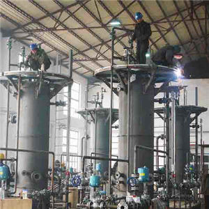 3 Phase Test Separator for Well Testing