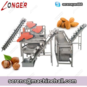 Almond Shelling Cracking Machine Supplier