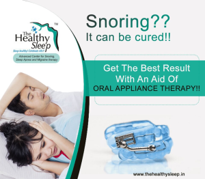 Oral Appliance Therapy For Snoring