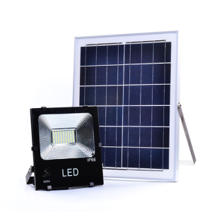 Solar Floodlight 50W (Orange Box)