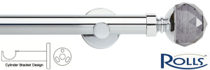 Buy Curtain Poles for Eyelet Curtains - The Poles Company