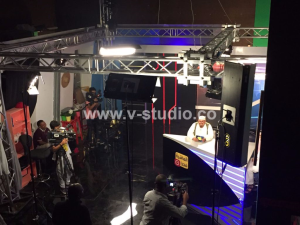 Chroma Filming Studio Jeddah by V-Studio