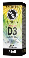 Get Strong Teeth and Bones with Liquid Vitamin D3