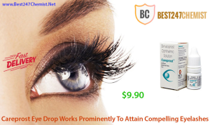 Use Careprost For Longer And Darker Eyelashes