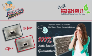 Cleaning Ducts Houston TX