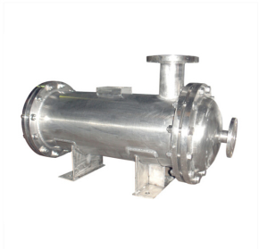 High Pressure Shell and Tube Heat Exchanger