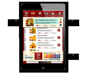 digital menu app for restaurant